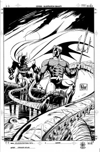 Batman-Aquaman_cover_inks